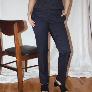 SALE Navy Jil Sander trousers